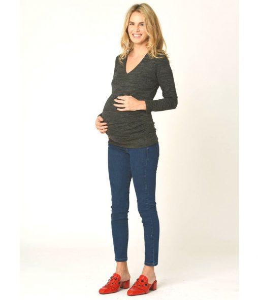 Jean Giselle para embarazadas (Diseño Urbano)
