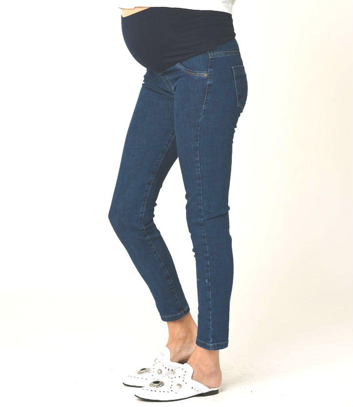 131d56d02 Nuevo Jean Giselle elastizado para la futura mamá (Diseño Urbano)