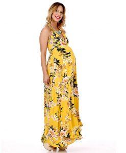 Locales de vestidos de fiesta para embarazadas